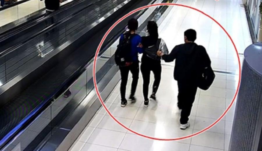 福建婦人泰國遭綁架。網上圖片