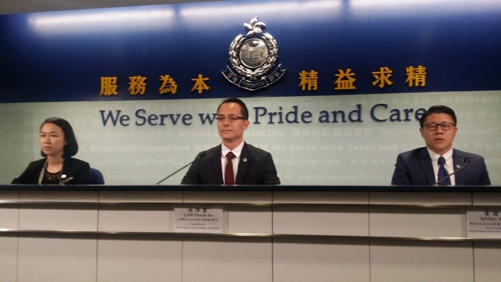 警方提醒市民注意網上可疑交易貼文。