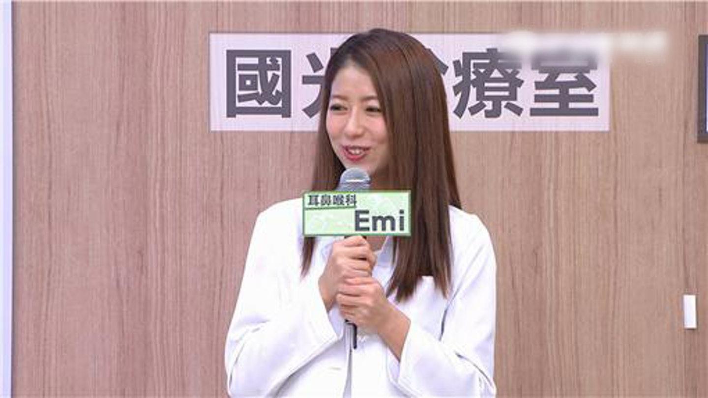 施靖娟經常出現在《國光幫幫忙》等綜藝節目。(網圖)