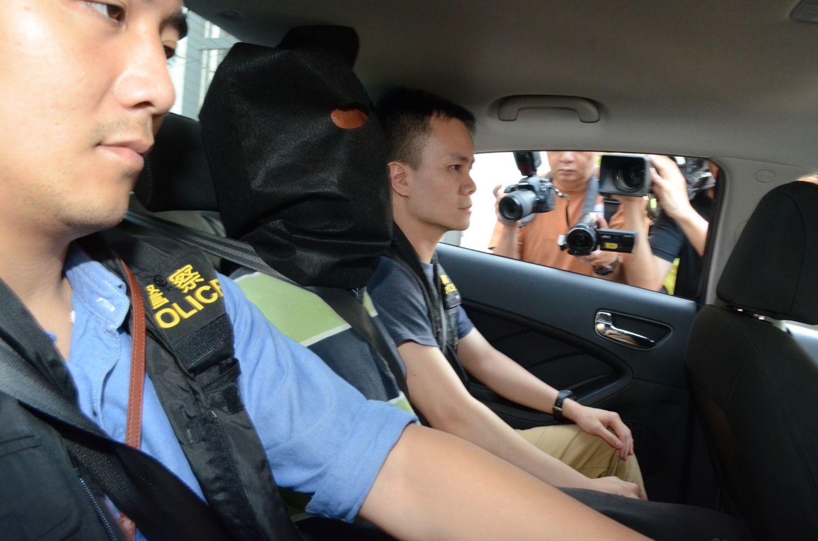 22歲尼泊爾籍男子被捕