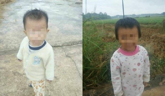 兩名遇害女童分別1歲及3歲。