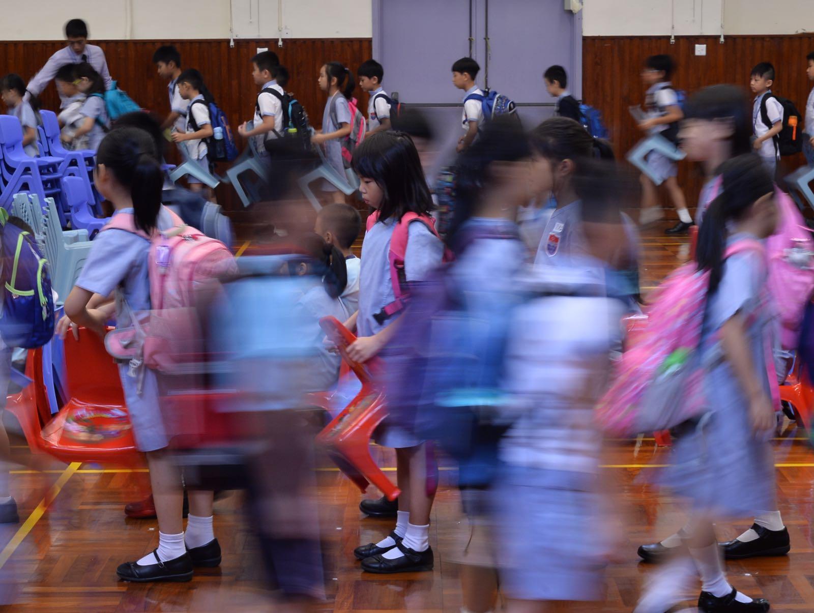 兒童事務委員會立成 重點對象14歲以下兒童