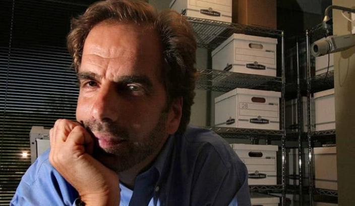 最先遇害的心理學家皮特。
