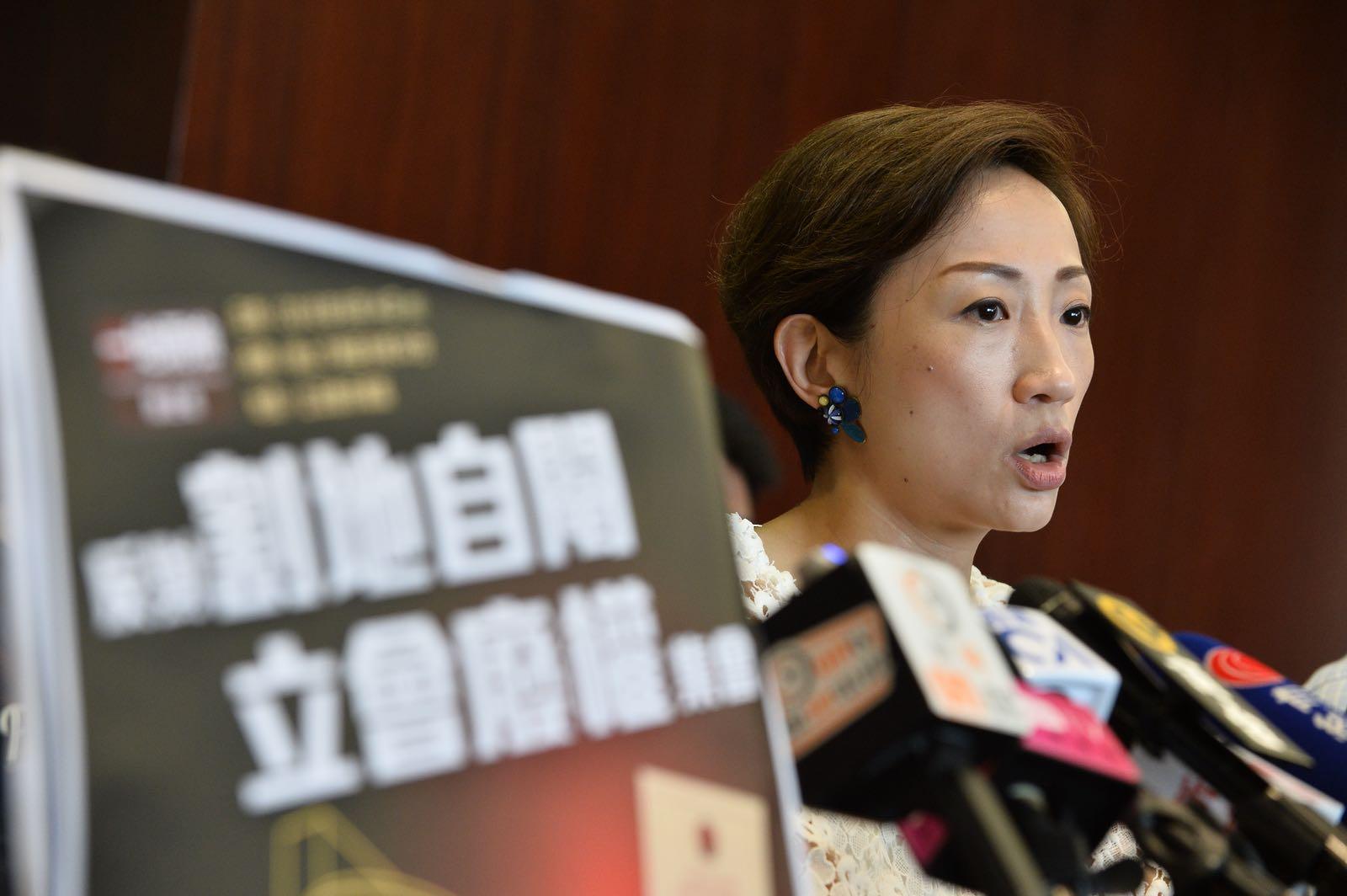陳淑莊不滿政府無理會關注組提出「一地兩檢」設在福田的建議。