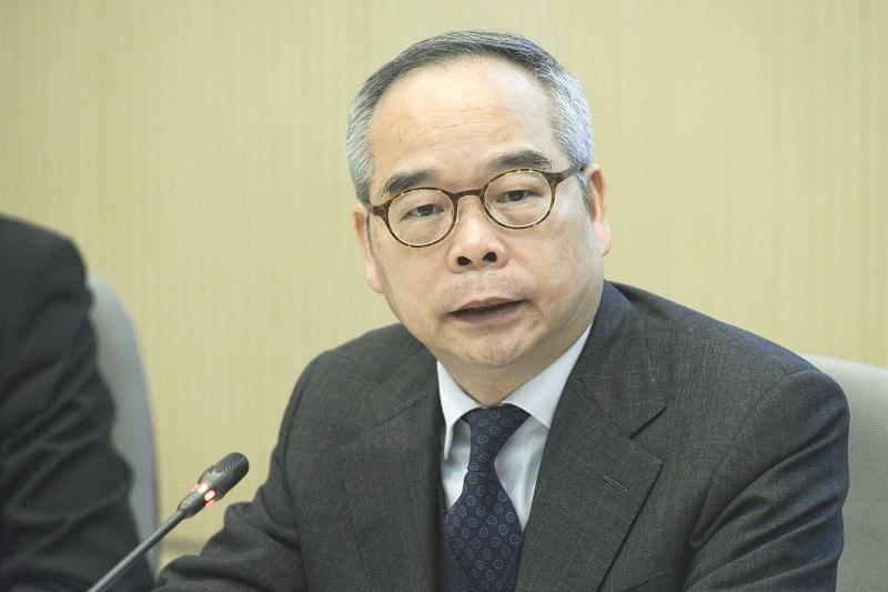 劉江華表示尊重港協決定。資料圖片