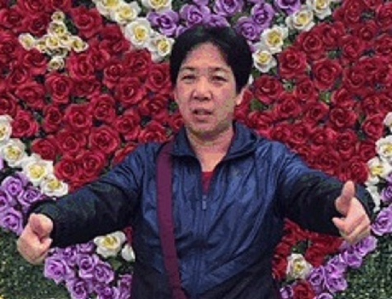52歲失蹤女子李少娟。警方提供