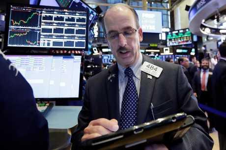 美股周一變動不大。AP
