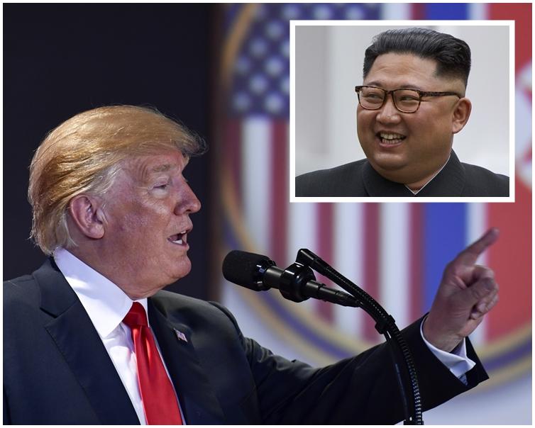 美國認同中國的「雙暫停」提議,是向中朝送上的一份外交大禮。AP
