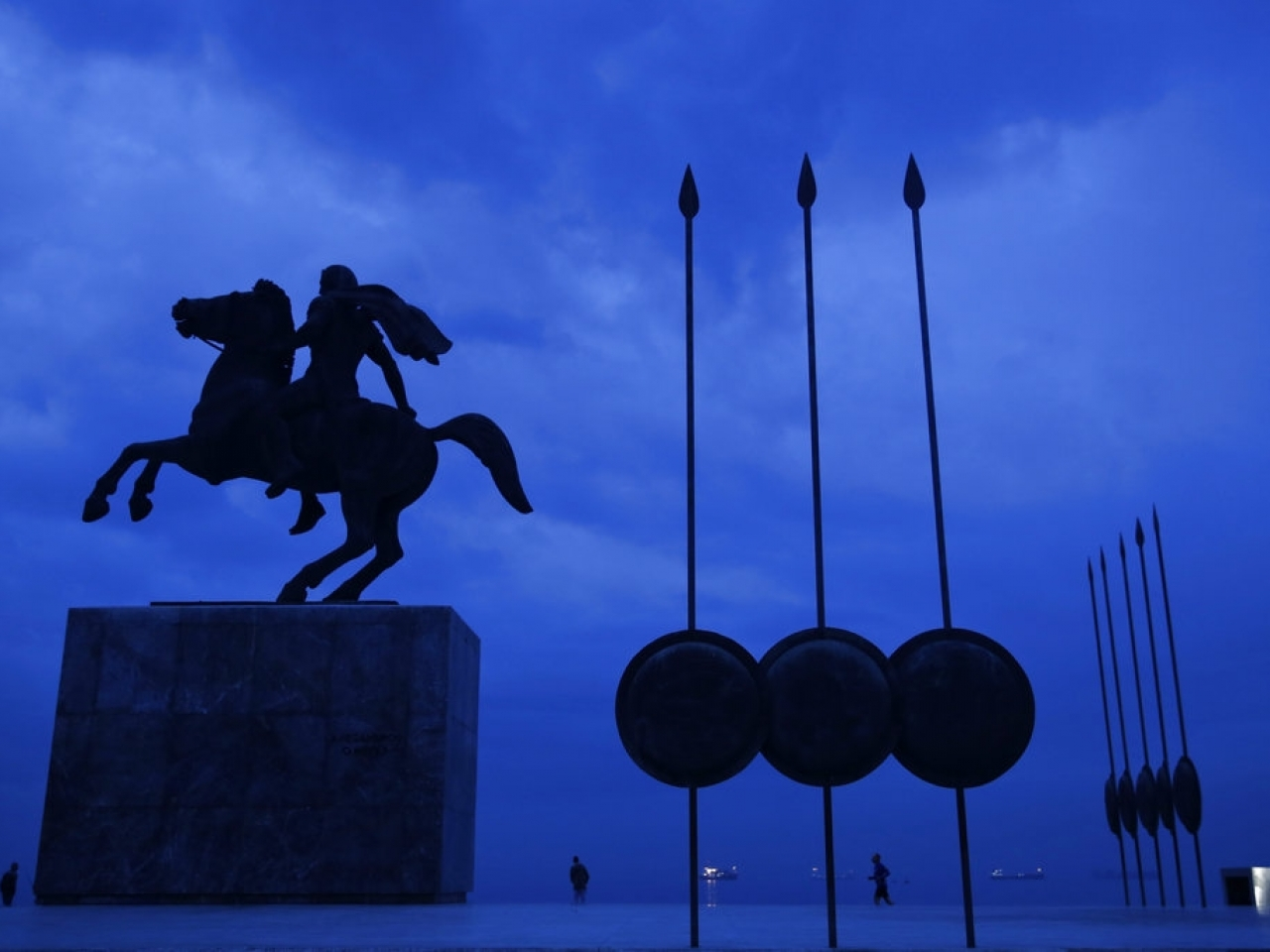 馬其頓將改名為「北馬其頓共和國」。AP