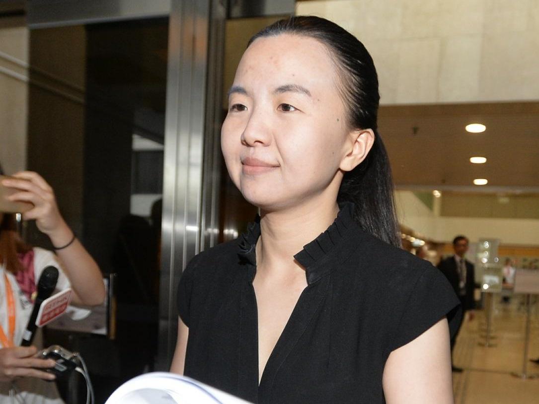 35歲內地女子唐琳玲,早前用手機拍攝庭上情況被罰款。資料圖片