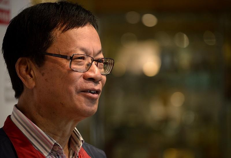 鄭耀棠被控不小心駕駛罪,案件經審訊後被裁定罪名不成立。資料圖片