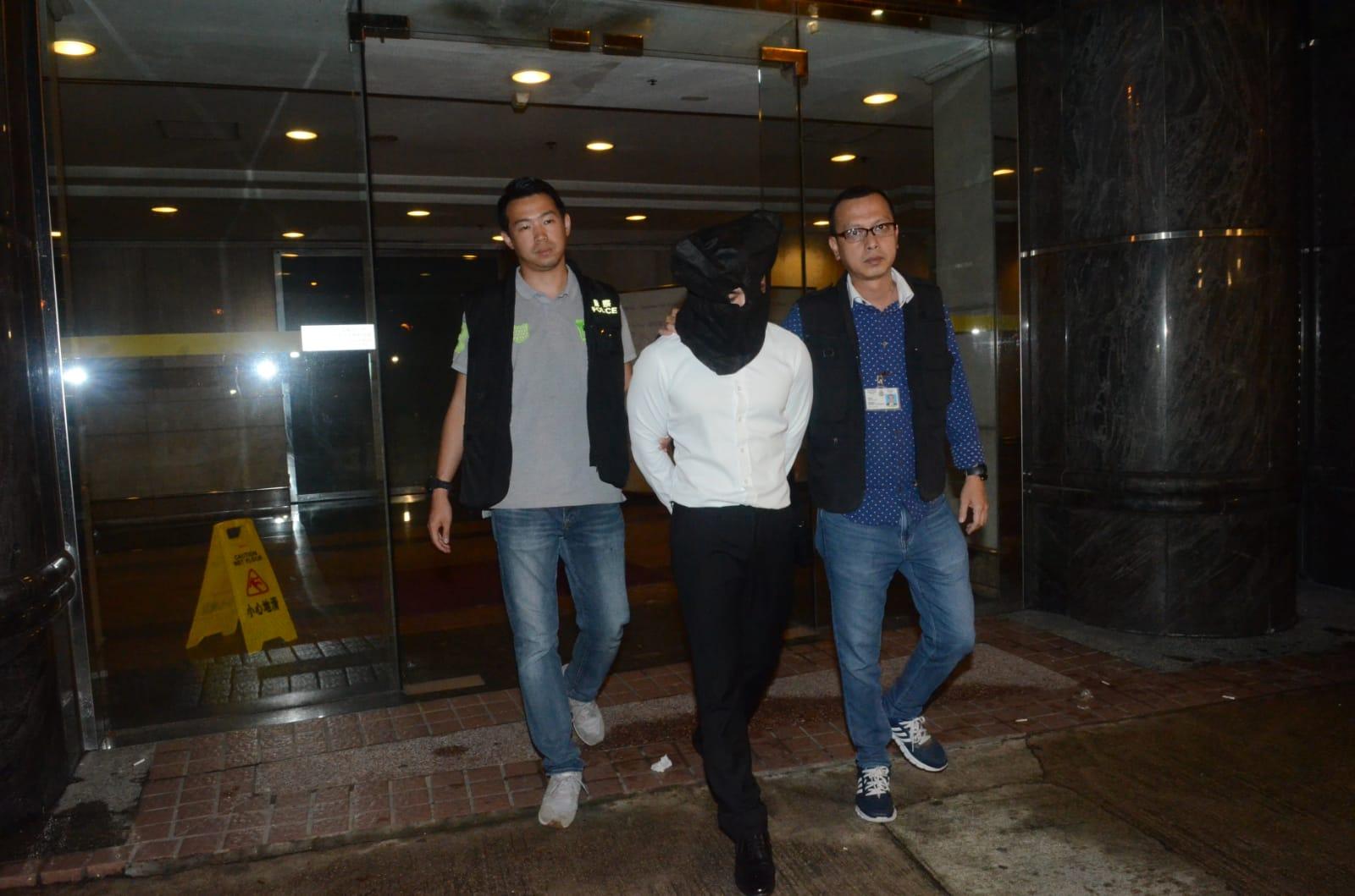 六名男女被騙250萬元,警方拘捕一名男子涉嫌串謀詐騙。