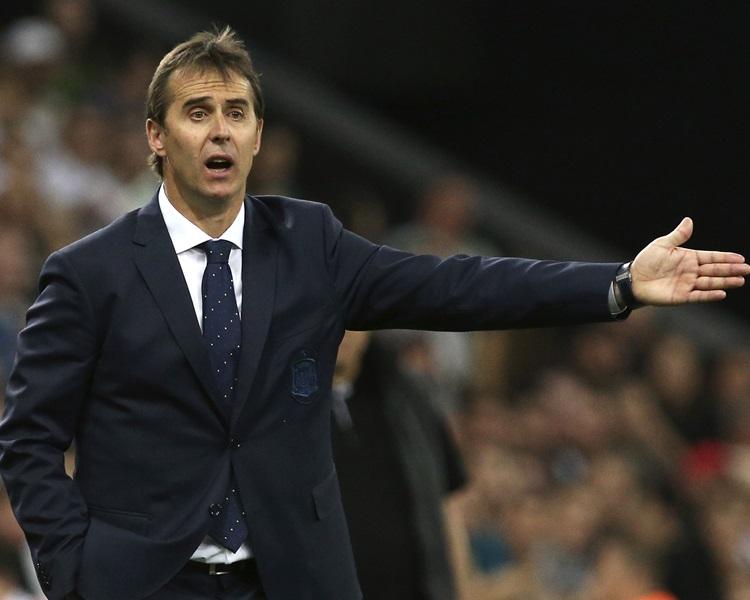 西班牙足總昨宣佈即時解僱國家隊主帥盧比迪古。AP