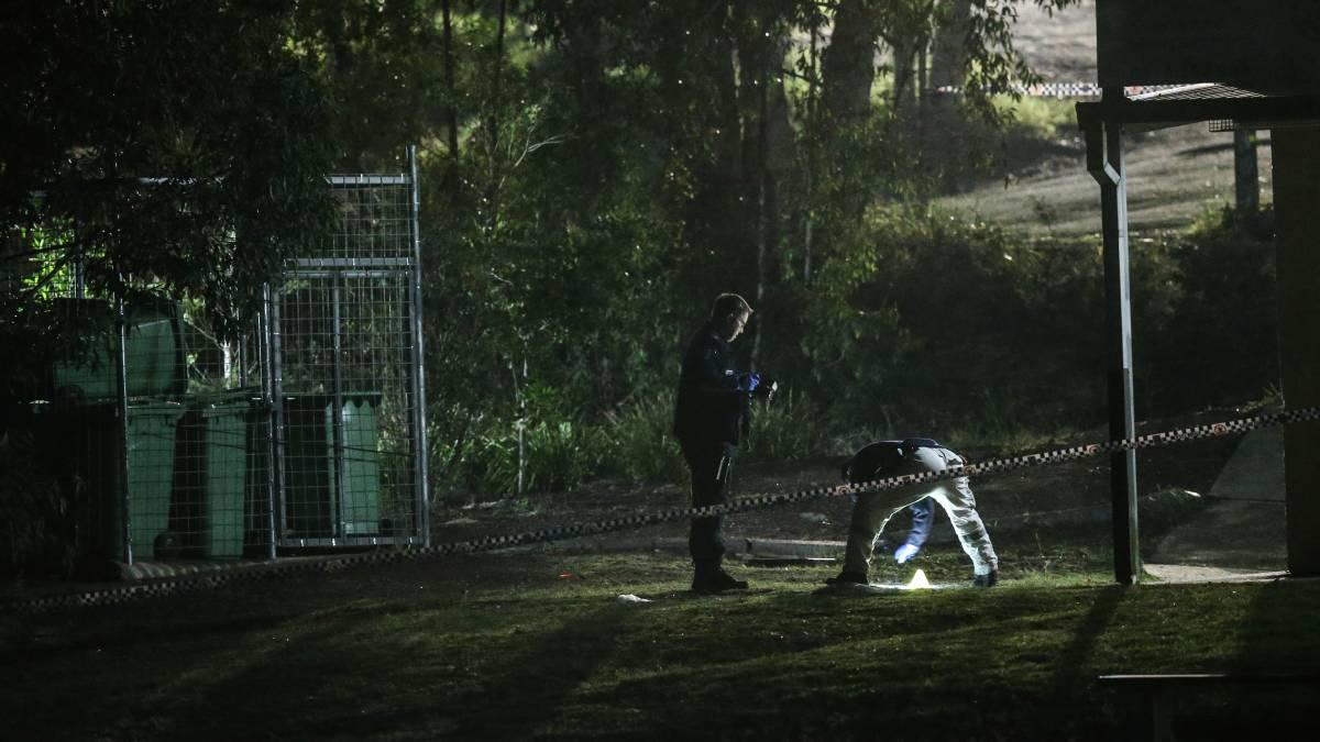 受害女童途經亞赫德森公園時,遭一名男子持刀威脅,並挾持她上一輛紅色汽車,再被帶到叢林性侵。