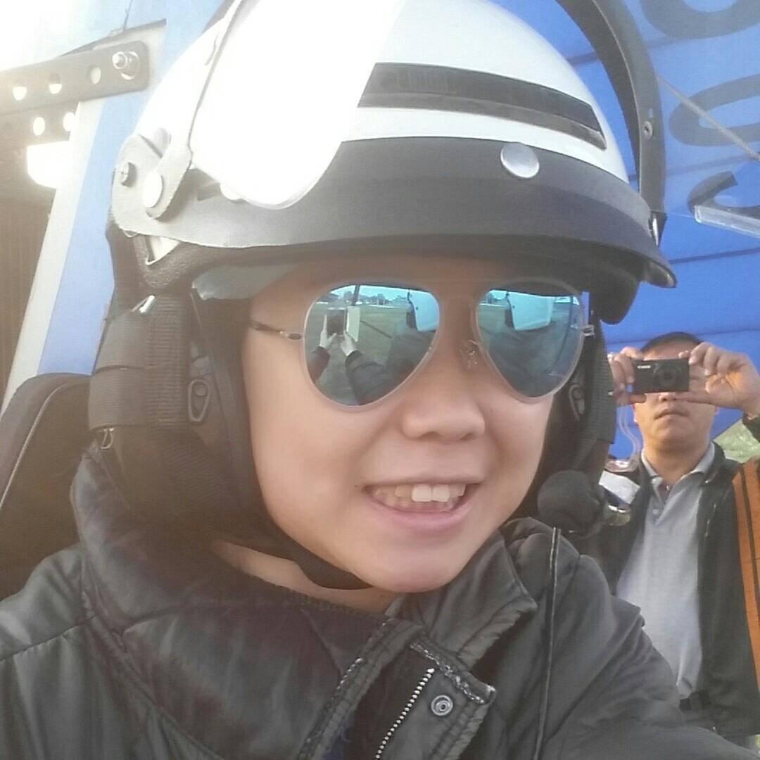 32歲姓葉女警生前熱愛戶外活動。