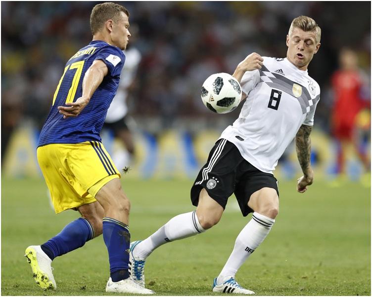 德国全取3分保持出线机会。