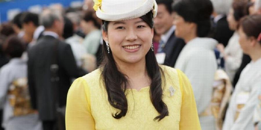 絢子女王將會下嫁東京海運公司職員。網上圖片