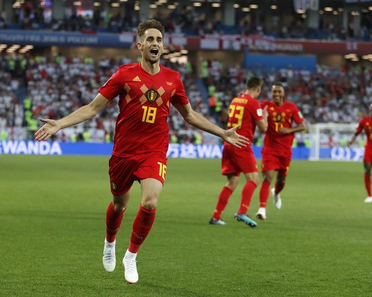 比利时首名晋级。AP