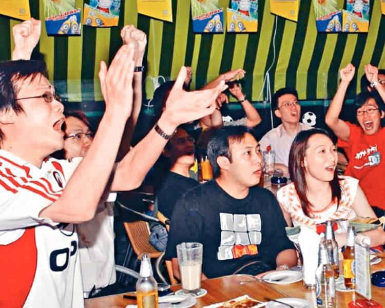 世界盃進行期間,宜多吃補眼食物。資料圖片