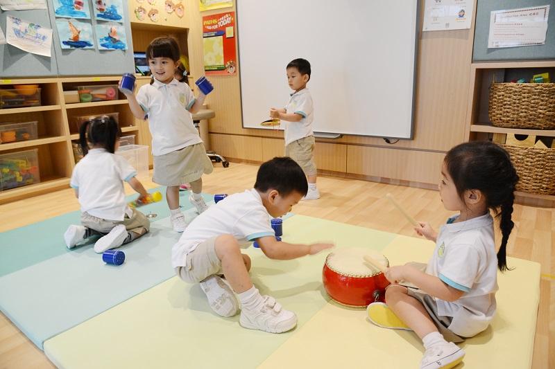 行會批准耀中幼教升格變學院。