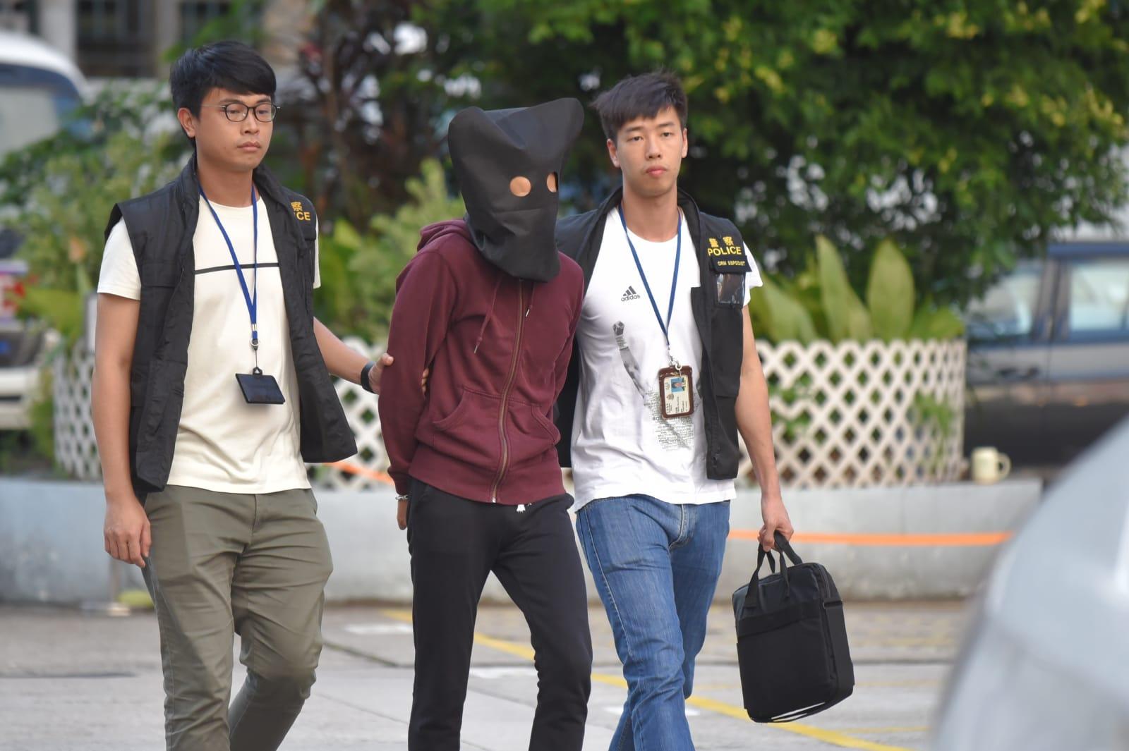 24歲男子被捕