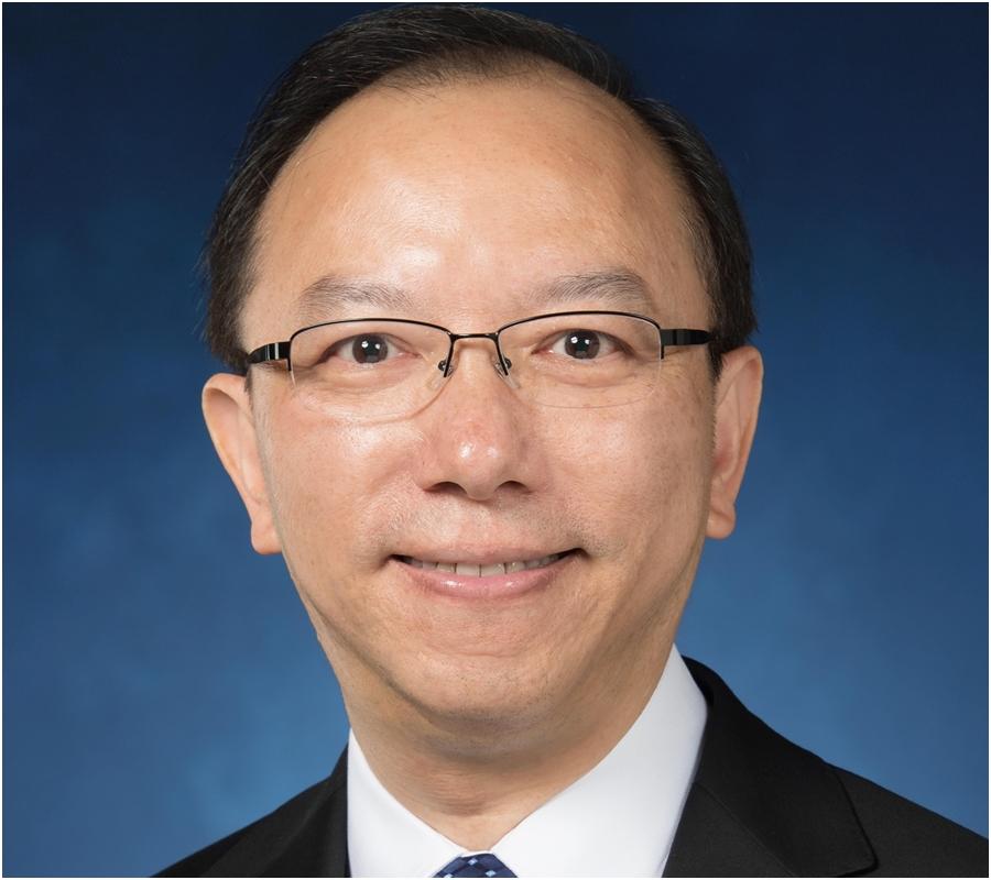 政府委任林偉喬為資訊科技總監。政府新聞處圖片