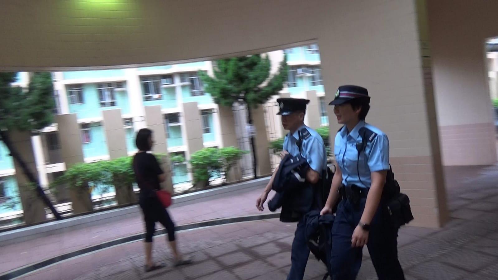 警方加強巡查石籬邨