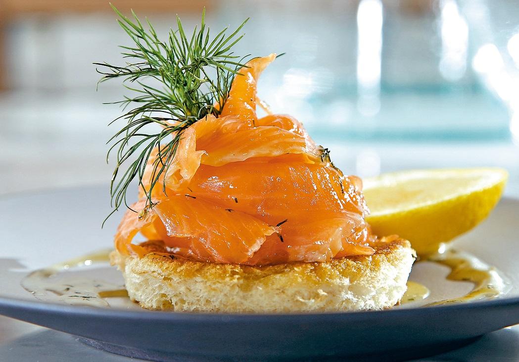 挪威海產局調查指香港人最愛三文魚。資料圖片