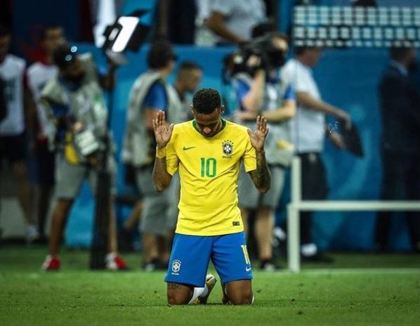 尼馬於社交媒體發表世盃出局感想。AP