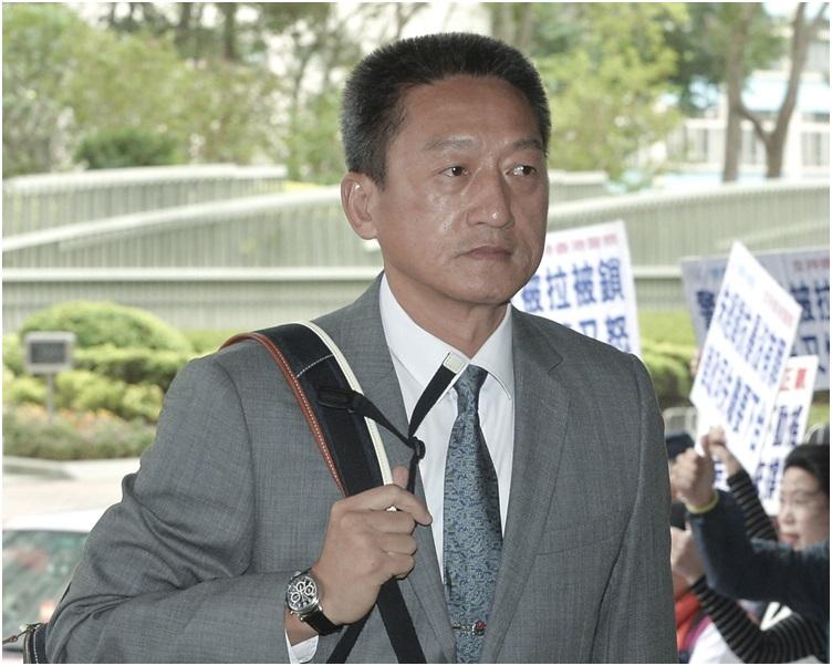 朱經緯日前被裁定襲擊罪成判囚三個月。
