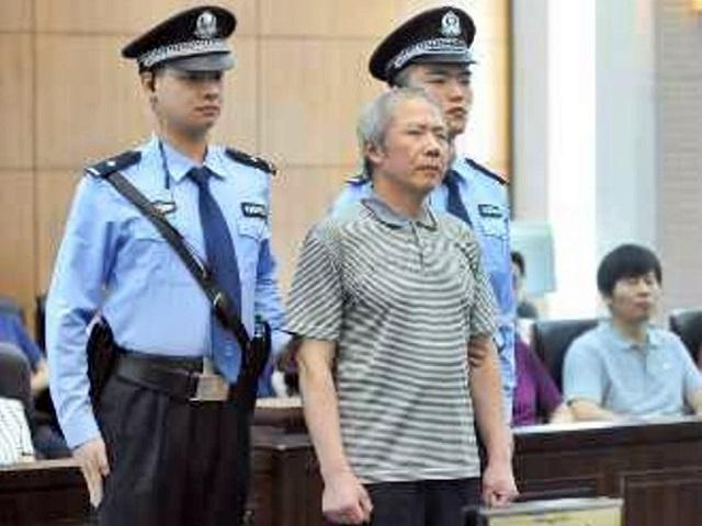 秦永敏顛覆罪成,判囚13年。