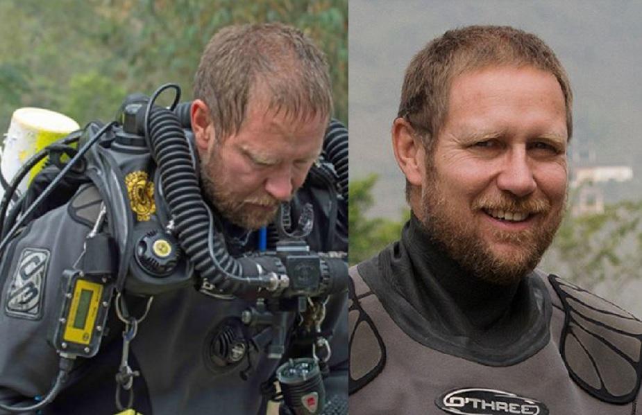 哈里斯親身到在洞穴為被困者評估健康狀況,憑其診斷主導救援方向,成功拯救13人逃出生天。