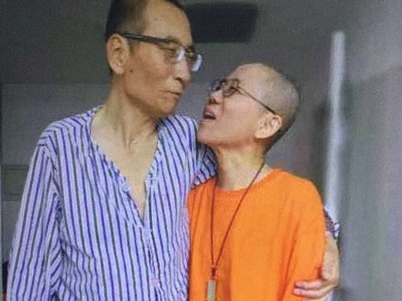諾獎委員會稱會繼續邀請劉霞到奧斯陸代替劉曉波領獎。資料圖片