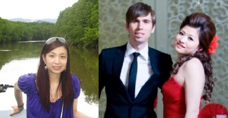 傅薇薇斬殺前夫被判終身監禁。