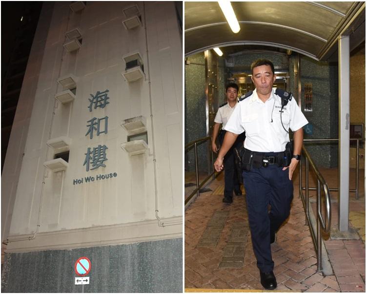 警員經調查後,事件並無涉及刑事成分。