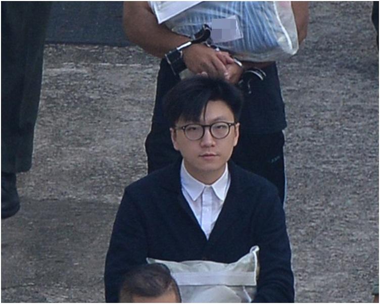 梁天琦早前被裁定涉及亞皆老街的暴動罪成,被判監6年。