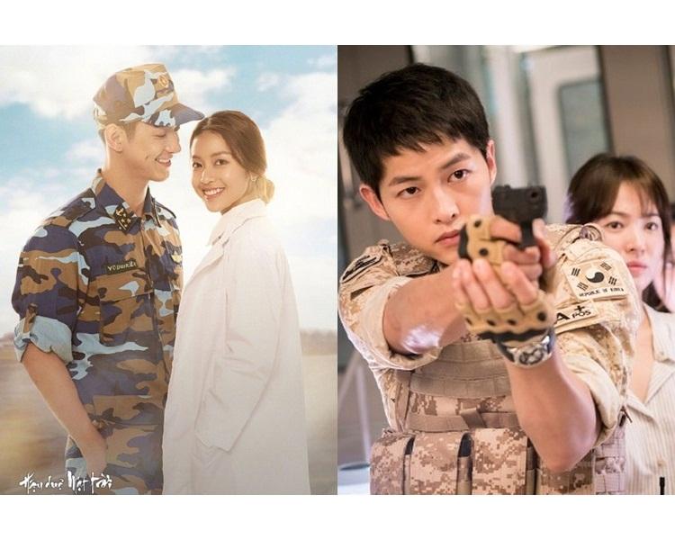 越南版男女主角外貌雖不輸雙宋,跟著下來就看作品質素。