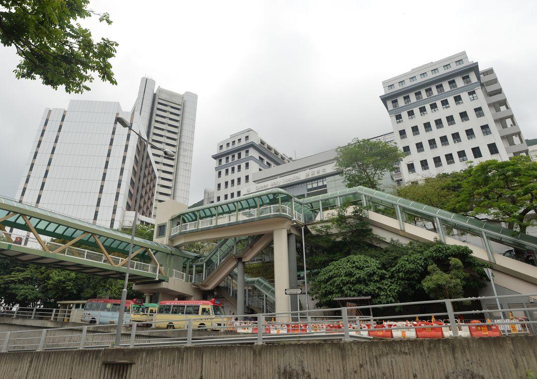 有調查選出粵港澳最佳醫院50強,瑪麗醫院位列榜首。資料圖片