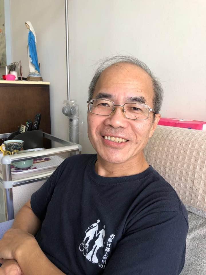 劉銳紹fb圖片。