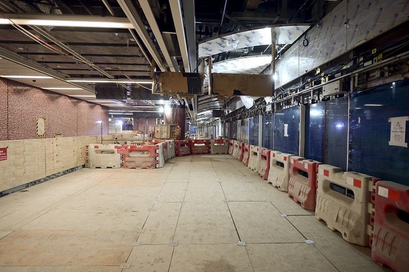 紅磡站。資料圖片