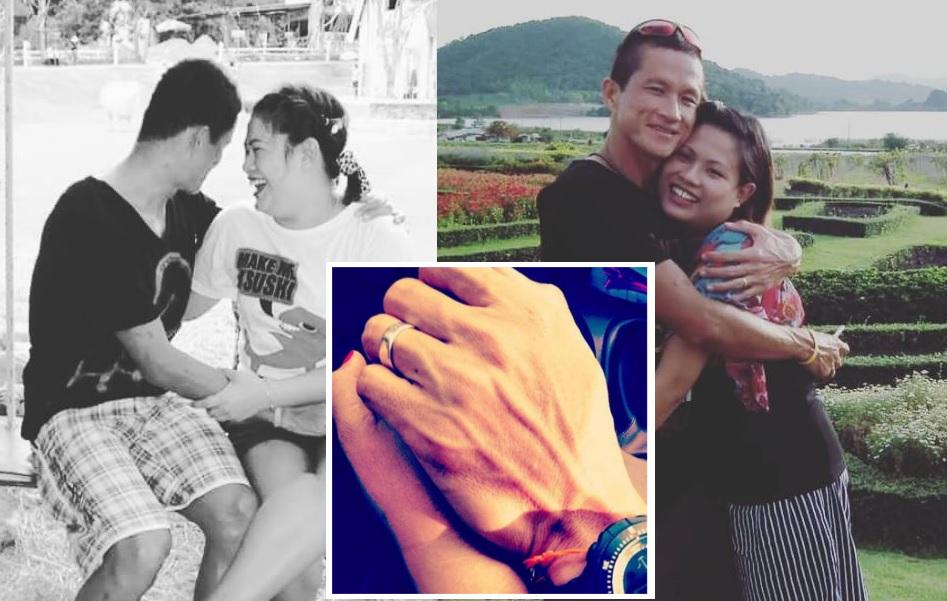 沙曼的遺孀瓦莉彭在丈夫過身後,連日來在Instagram上載多張與丈夫的合照,懷念亡夫。瓦莉彭Ig