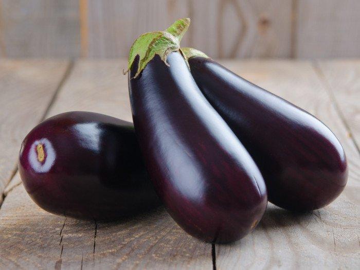 茄子蒂含有多種維他命,可降低膽固醇、降血壓。網圖