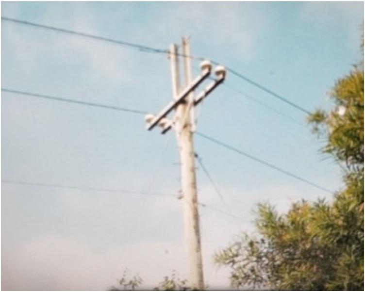 男子被高壓電電死。