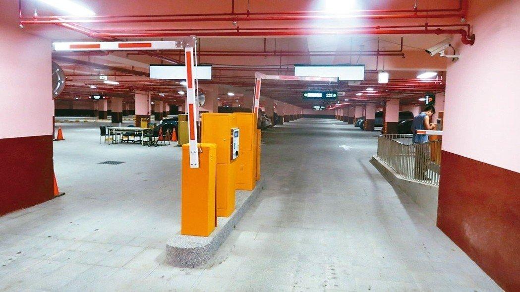 停車場收費優惠被濫用。網上圖片