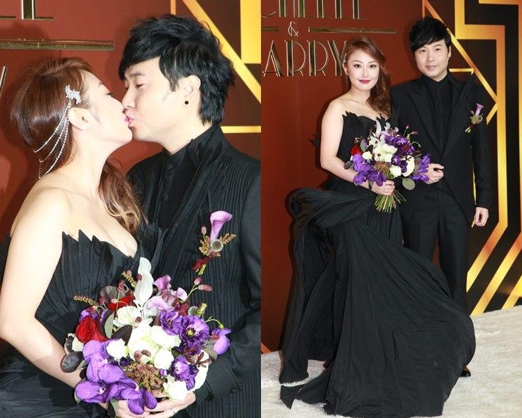 葉文輝承諾奉上成副身家,老婆當然感動。