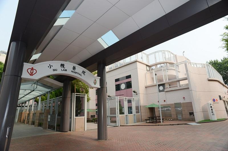 小欖醫院嚴重智障科一個女病房再有3名病人出現呼吸道感染徵狀。資料圖片