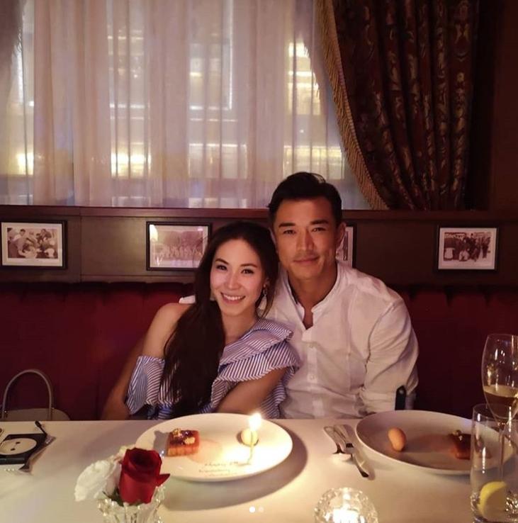 黃致豪與太太結婚6年。(ig圖片)