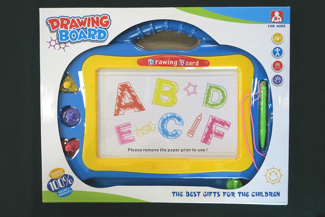 海關提醒市民留意一款不安全畫板玩具。政府新聞處圖片