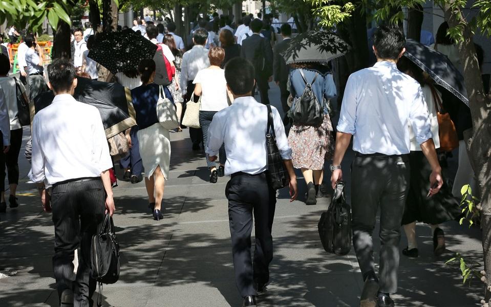 日本計劃延長公務員退休年齡。資料圖片