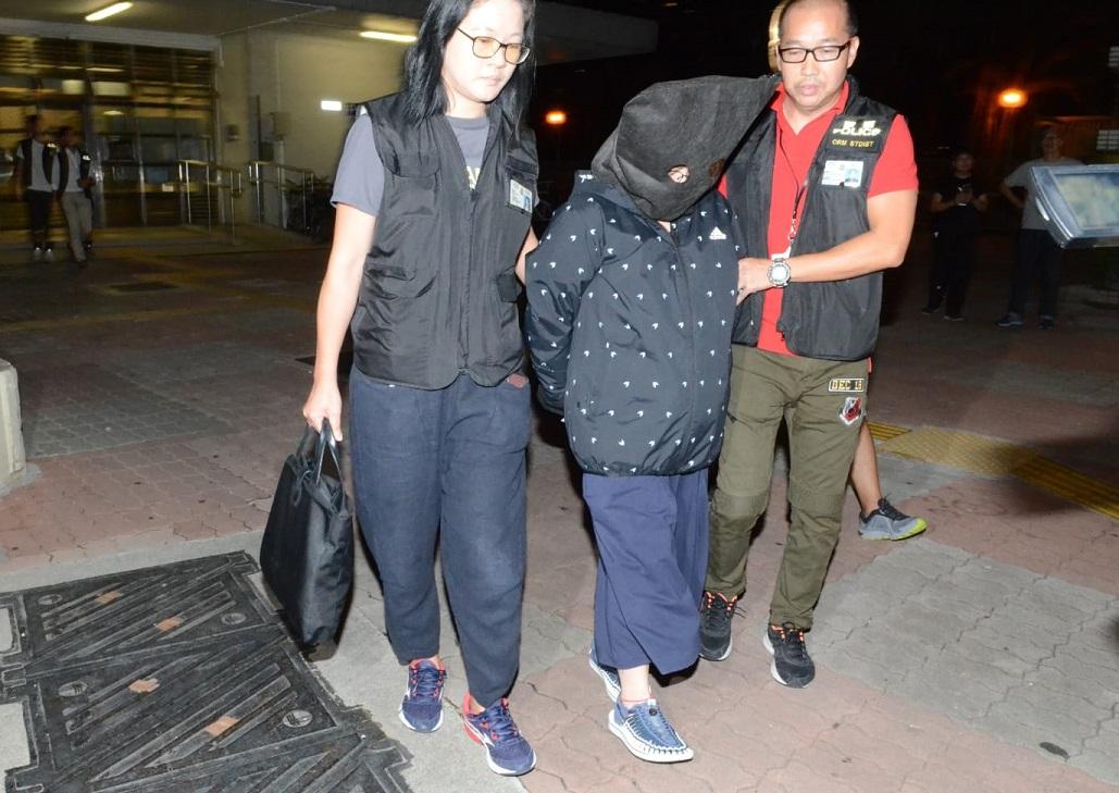 警方今日再拘捕兩男女,相信是案中主腦。